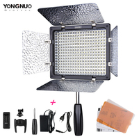 New Yongnuo YN300 III YN 300 lIl 3200k 5500K / 5500K CRI95 Camera Photo LED Video Light with AC Power Adapter