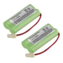 1/2/4 piezas 2,4 V Paquete de batería inalámbrica para el hogar AT & T BT166342 BT266342 TL32100