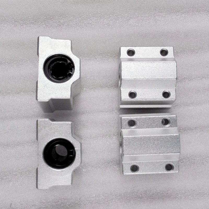 1pc SCS35UU SC35UU  Linear Slide Block, 35mm Pillow Block Linear Unit for CNC Parts 1pc scs35uu sc35uu linear slide block 35mm pillow block linear unit for cnc parts