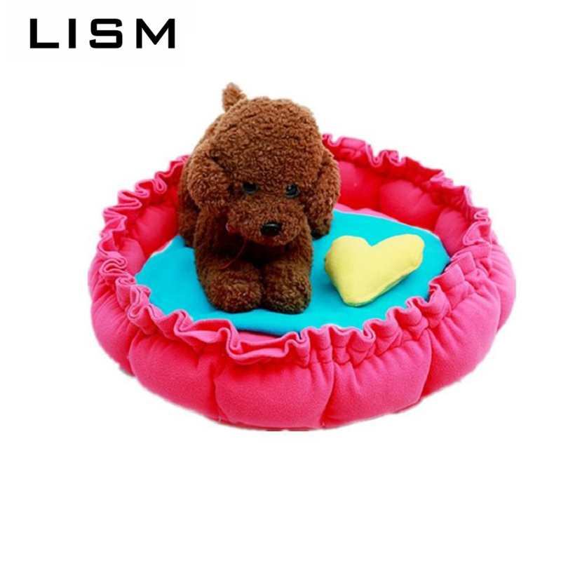 Hot Pumpkin Nest Cat Bed Mat Warm Pet House Kennel For Dog Cat Bed Mat Sofa Cute Soft Pet Dog Bed Mini House Cage Pet Supplies