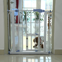 Pet Fence Doors Railing Dogs Cats Pets Room Gates Blocker Furniture Dog Cat Isolater Keeper Security Home Pets Safety Supplies
