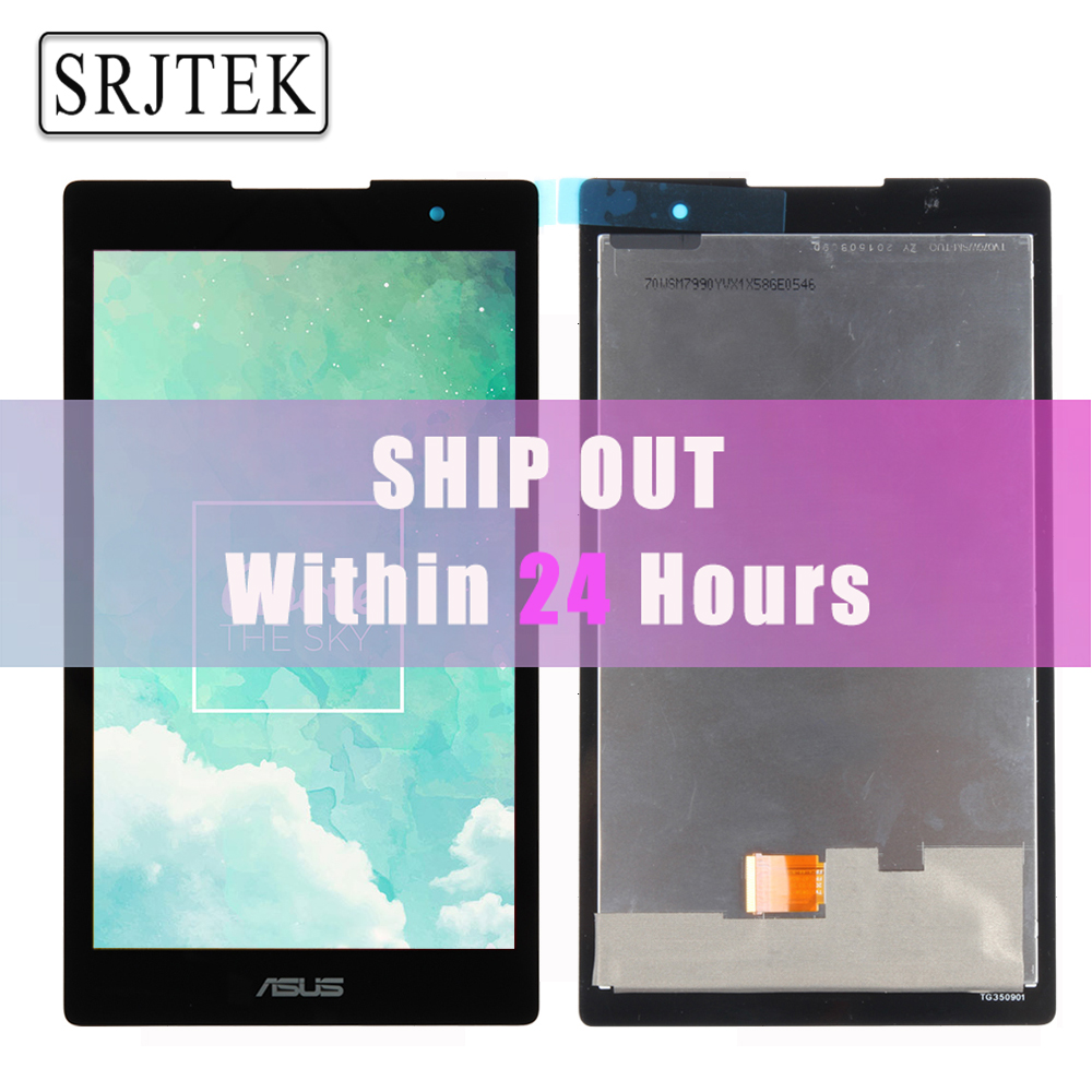Original 7'' For Asus ZenPad C 7.0 Z170 Z170CG LCD Display+Touch Screen Digitizer Sensors Glass Full Assembly Tablet Pc z170 high quality soft tpu rubber cover semi transparent back case for asus zenpad c 7 0 z170 z170c z170mg z170cg silicone cover