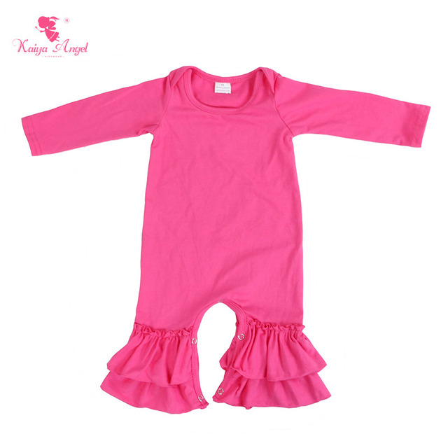 974d36474b19 2018 Kaiya Angel Long Sleeve Splice Hot Factory Newborn Baby ...