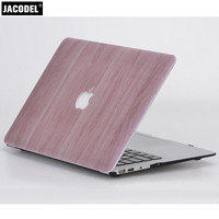 Jacodel Fashion Laptop Replace Cover for Macbook Air 11.6 13.3 Protective Cover Computer Accessories Laptop Case for Macbook Air