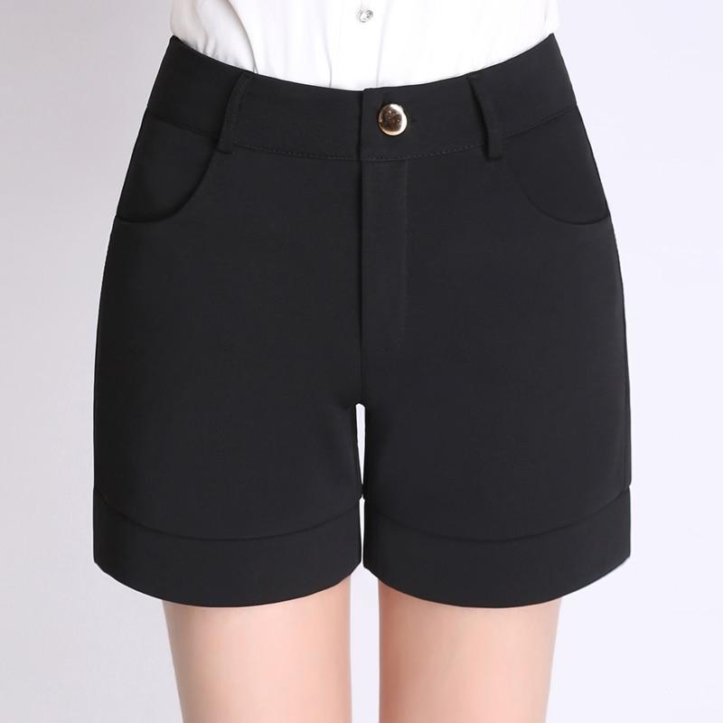 Grande taille 4xl shorts femmes été style