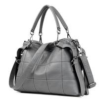 Fashion Women's handbag 2018 autumn and winter bags fashion big bag vintage all match cross body shoulder bag handbag A2