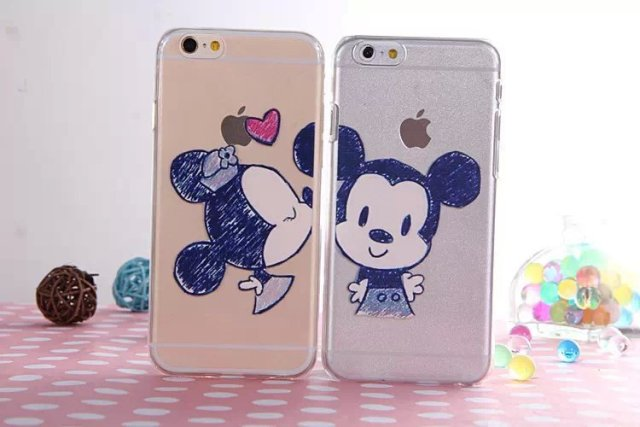 lot 2 coque iphone 6