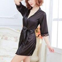 4 Color Women s Sexy Lingerie Lace Dress Underwear Black Babydoll Sleepwear G string New