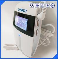 CES устройства сигнала пройти между двумя электродов, что клип на ваш мочки ушей лечения тревоги бессонница