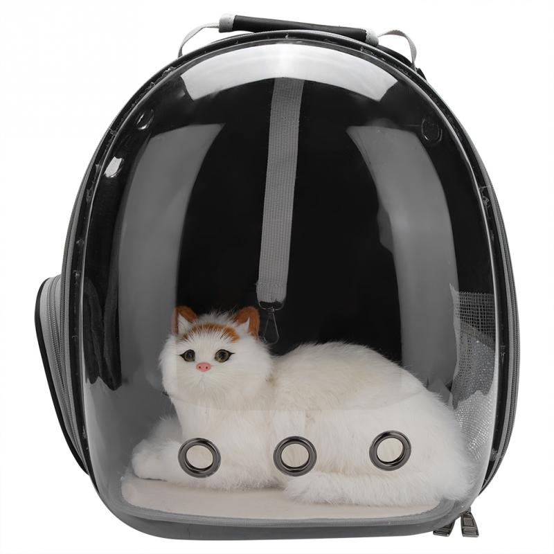 Backpack Pet Cat Backpack Breathable Carrying Cage For Puppy  Small Dog Carrier Outdoor Travel Bag Cave For Cat Dog