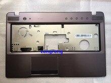 Für Lenovo Z570 Z575 Laptop Palmrest Tastatur Lünette Oberen Fall Abdeckung ohne Touchpad 60.4M437.003