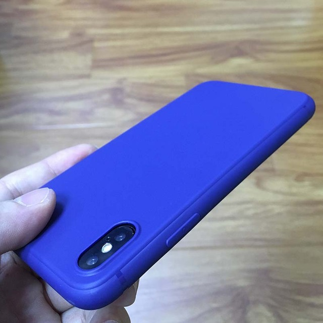 Matte Candy Color Case for iPhone