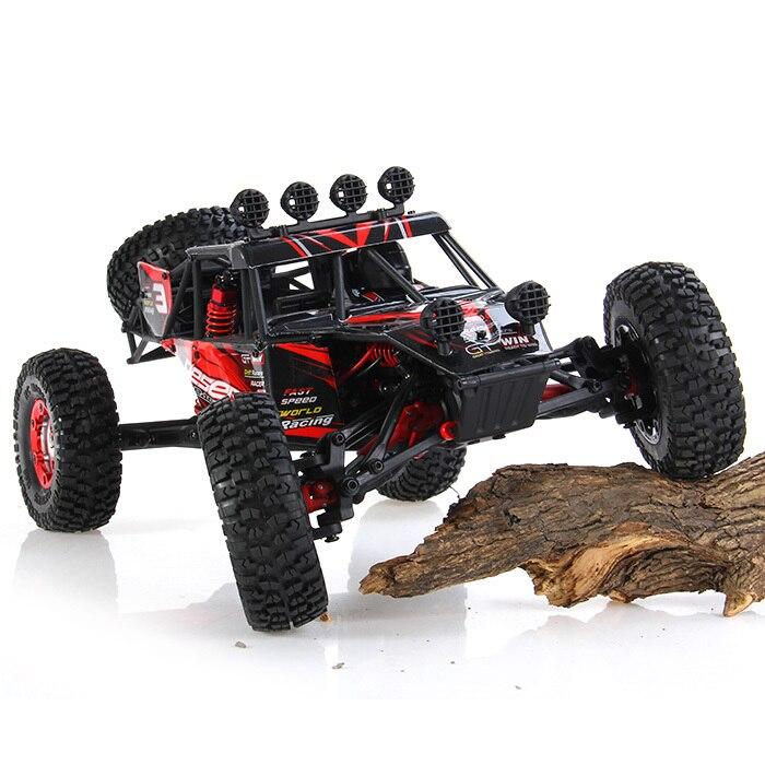 FEIYUE-03 4WD de Radio Control 1/12 2.4G RC Off-road Del Desierto coche escala c
