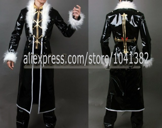 New 2019 Hunter X Hunter Cosplay Chrollo Lucilfer Cosplay Costume Frees hipping