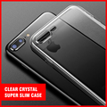 For iPhone 5S Case Super Thin Clear Cases For iPhone 5 5S SE 6 6s 7 7 Plus Soft Silicone Acrylic Cover For iPhone 5 6 6s 7 Plus