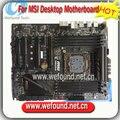 100% de trabalho desktop motherboard para msi lga2011 x99s sli plus usb 3.0 ddr4 128 gb trabalho perfeitamente