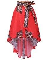 Африканский Платье для женщин Традиционная одежда Африканский Национальный Отпечатано Большие Качели Юбки до Пят Популярный Дизайн Юбка ...