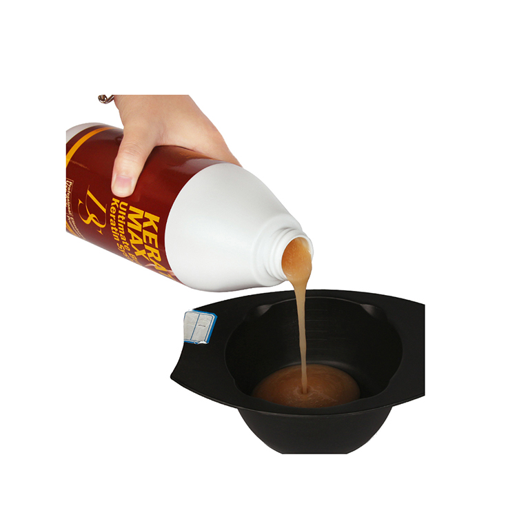 Nuevos productos más vendidos profesional 12% Formalin tratamiento de queratina brasileña enderezar el olor del Chocolate del pelo muy resistente-in Tratamientos de cuero cabelludo y cabello from Belleza y salud    3