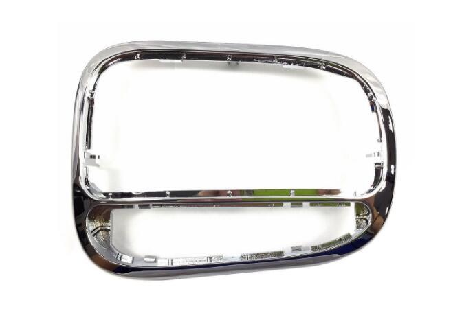 1 pièce Center manette de vitesse revêtement d'habillage lunette Pour Mercedes Benz W203 CLASSE C C230 C240 C320 2032671988 2001-2005