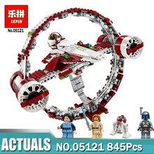 Lepin 05121 Estrelas 845 Pcs superfast Wars starfighter avião Modelo de Blocos de Construção Tijolos brinquedos LegoINGlys 75191 para brinquedos das crianças