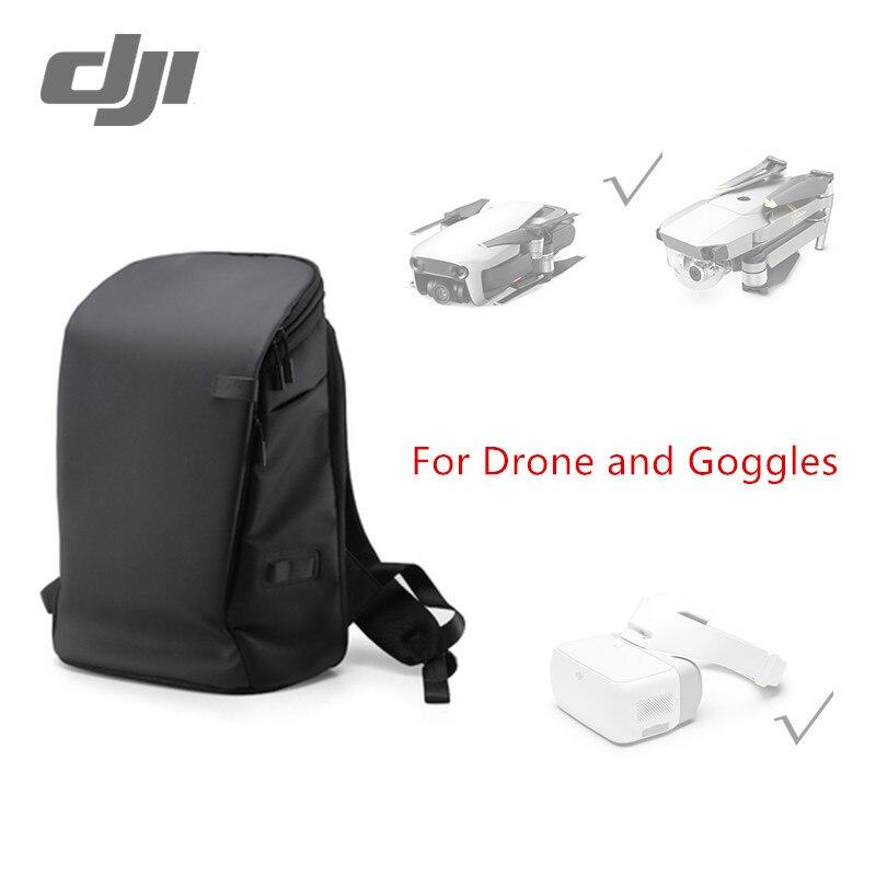 Multifunction Shoulder Back Pack Storage Bag Protection Portable Bag for DJI FPV Racing Goggles DJI Mavic