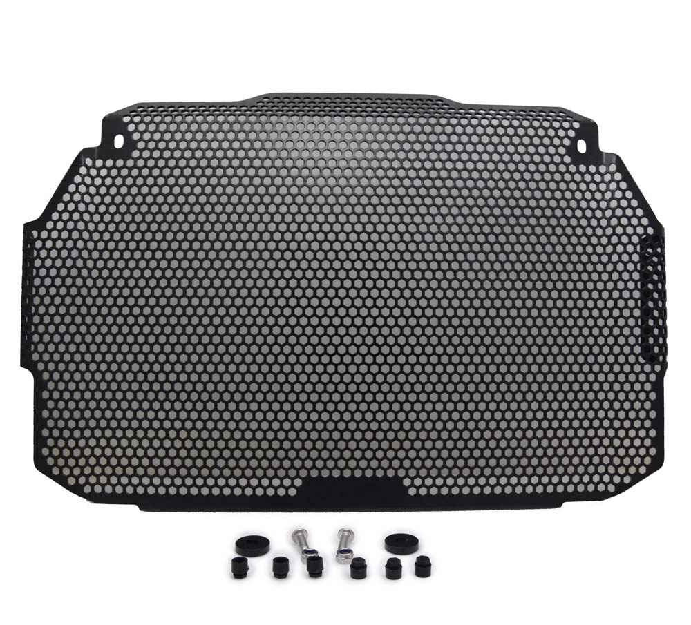 bike GP Radiator Guard Protective cover grille for KAWASAKI Z900RS 2018 black