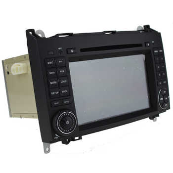 DSP Android 10 For Mercedes Benz Sprinter B200 W209 W169 W245 B170 Vito W639 two DIN Car DVD player Radio GPS multimedia stereo