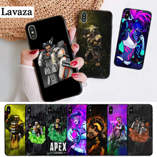 Lavaza Apex Legends Customer Silicone Case for iPhone 5 5S 6 6S Plus 7 8 X XS Max XR недорго, оригинальная цена