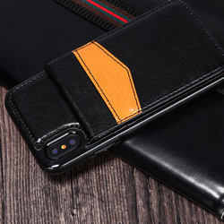 HAISSKY Phone Case For iPhone Xs Max XR Case iPhone X 10 Wallet Case Luxury Leather Magnetic Cover Card Holder Mobile Fundas 4