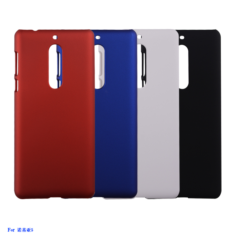 Cases for Nokia 5 Global Dual <font><b>TA</b></font>-1024 <font><b>TA</b></font>-1044 <font><b>TA</b></font>-<font><b>1053</b></font> Phone Bumper Fitted Case for Nokia5 <font><b>TA</b></font> 1024 1044 <font><b>1053</b></font> Hard PC image