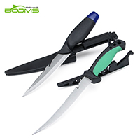 Booms-Fishing-FK2-Fishing-Knife-2-Pieces-Stainless-Steel-Paring-Knife-Fish-Knife-Fillet-Floating