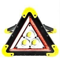Складной Ветрозащитный светоотражающий знак безопасности треугольный Предупреждение ющий знак для ДТП сломанный автомобильный штатив оп...