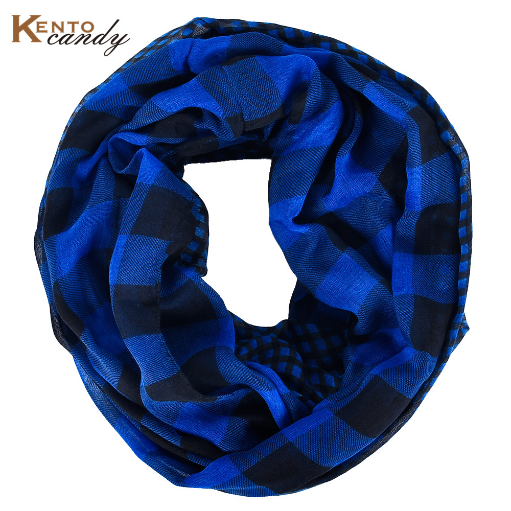 Fashion women scarf large size plaid printed scarves big and small plaid viscose scarf shawls and hijabs free shipping