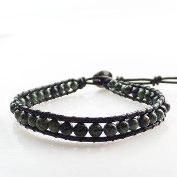 Bracelet Jaspe Kambaba Warp
