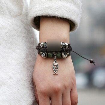 Leder Armband 2