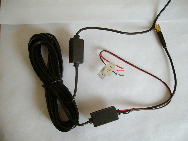 5 метров автомобильный ISDB-T DVB-T T2 цифровой ТВ Активная антенна с SMA разъемом, усилитель мобильный авто антенна для автомобиля ТВ коробка