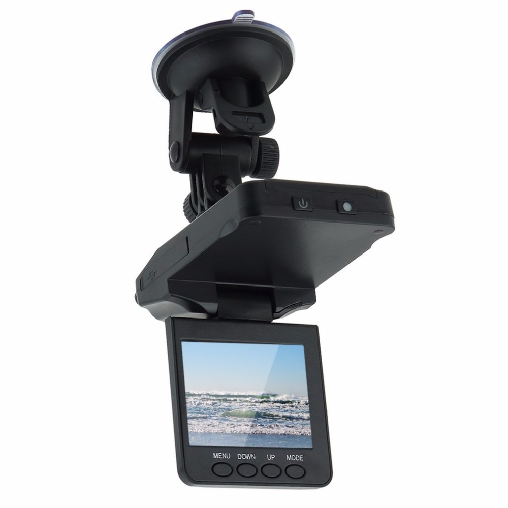 Car DVR 2.5 inch HD Car LED IR Vehicle DVR Road Dash Video Camera Recorder Traffic Dashboard Camcorder LCD 270 Degrees цена