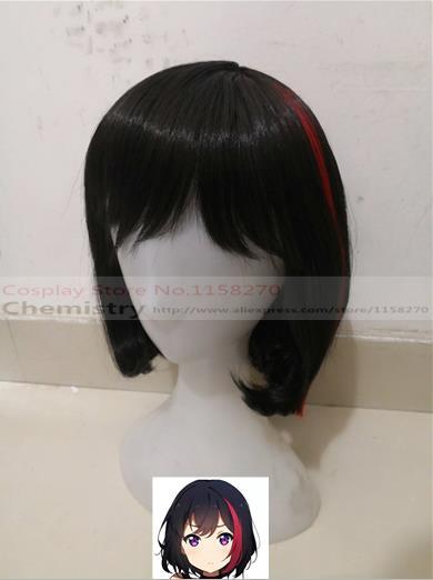 BanG Dream Mitake Ran Cosplay hairwear