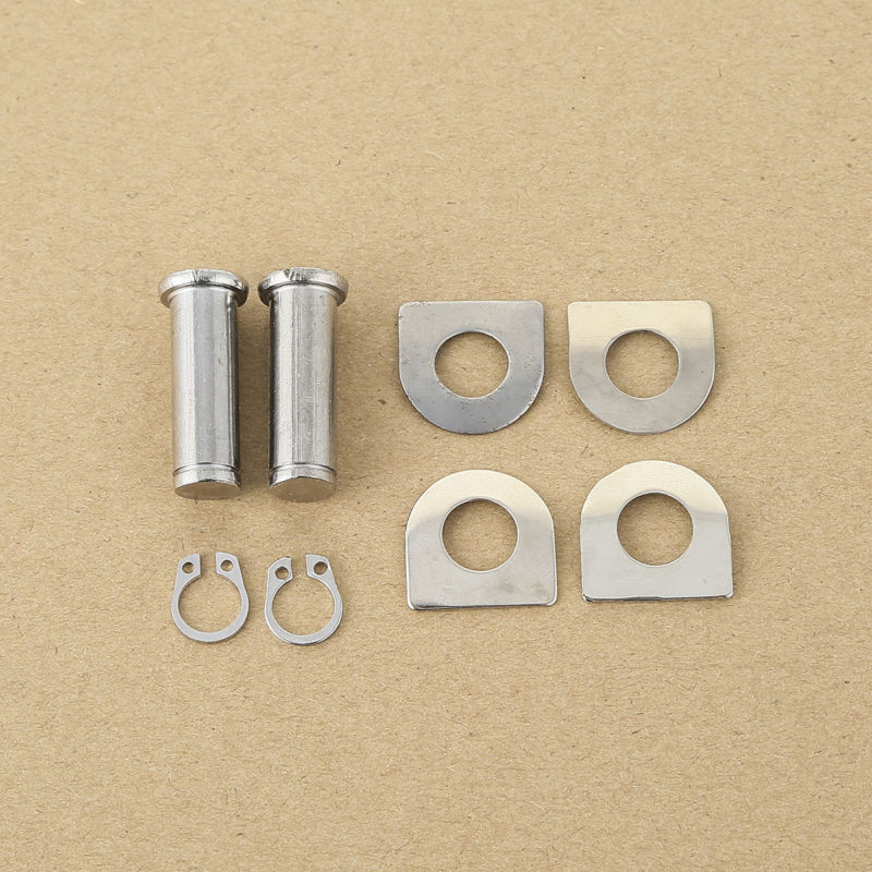 Motorcycle Accessories & Parts Frames & Fittings Tcmt Foot Pegs Mount Kit Pins For Harley Davidson Dyna V-rod Tri Electra Glide Road King Flhr Flhx Sportster 1200 Xl883 Softail