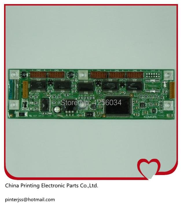 1 piece Komori ink key board FKMD-5, komori driver board, PCH865-5, 5ZE-6701-010
