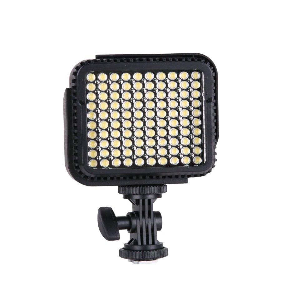 CN-LUX1000 100 caméra LED lampe Photo vidéo lampe de montage pour Canon Nikon Pentax Panasonic Sony reflex caméra caméscope 5600 K/3200 K