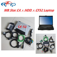 2019.03 mb c4 software + mb star sd connect c4 diagnostic + For Panasonic toughbook CF52 CF 52 Laptop Best quality DHL Free