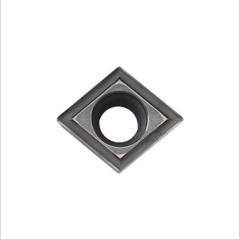 CCMT09T302-24 NS530, 100% insert de tournage en carbure de Tungaloy d'origine pour porte-outil de coupe alésage machine à CNC