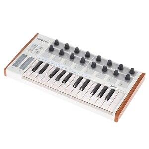 Image 5 - Worde Mini clavier MIDI, Mini professionnel Ultra Portable et contrôleur de clavier, USB 25 touches