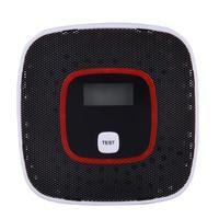 High Sensitive Digital LCD CO Carbon Monoxide Poisoning Home Gas Sensor Warning Alarm Detector Tester For