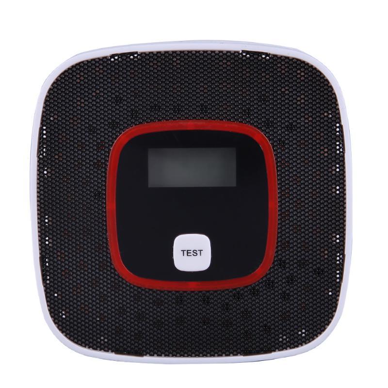 High Sensitive Digital LCD CO Carbon Monoxide Poisoning Home Gas Sensor Warning Alarm Detector Tester For Home Security Safety