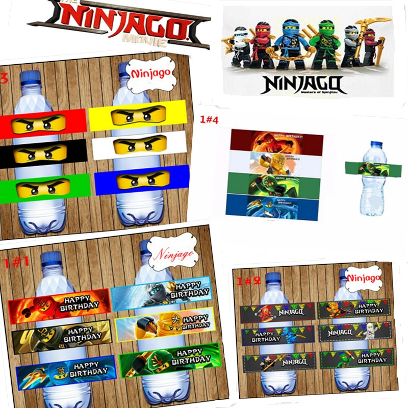 Top 10 Largest Ninjago Decor List And Get Free Shipping
