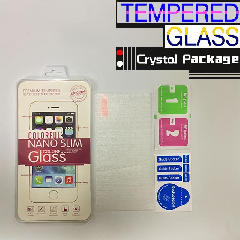 """imágenes para 100 unids/lote limpia vidrio frontal para iphone 6 6 s 7 plus 4.7 """"5.5"""" Protector de Pantalla de Cristal templado Película Protectora Envío Gratis"""