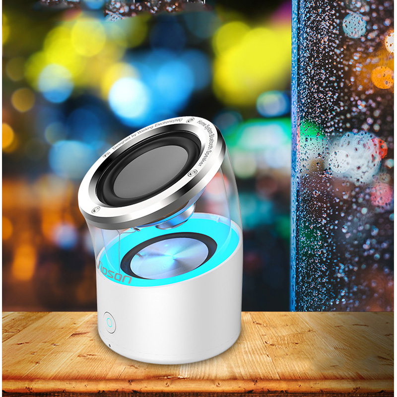 Tube Luminous Portable Bluetooth Speaker for iPhone (5)