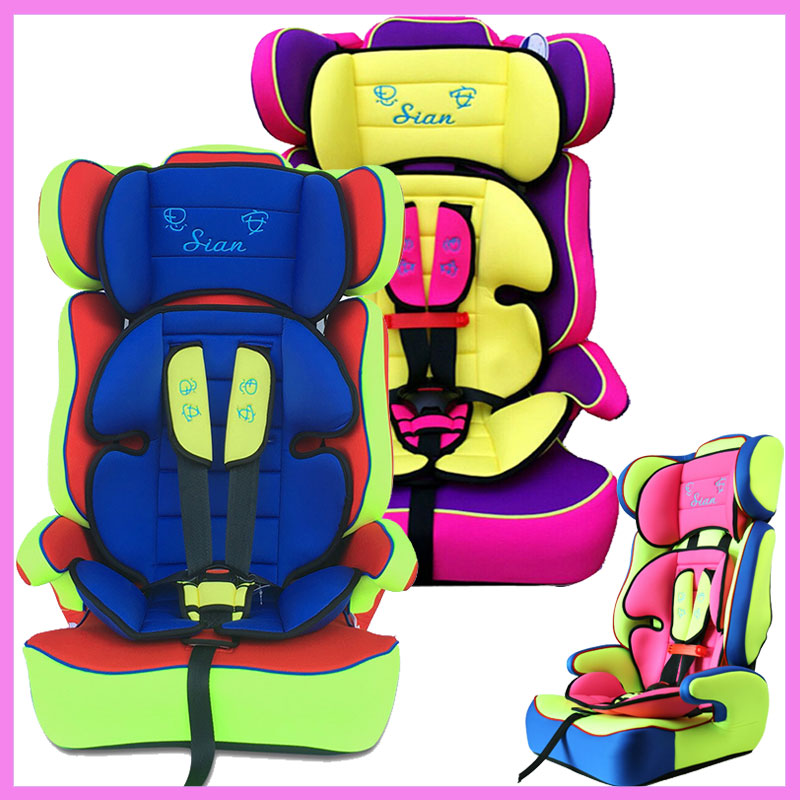 9 Months -12 Year Child Car Safety Seat Booster Cushion Chair Baby Car Seat Infant and Baby Car Safety Seats for Children baby car seat isofix infant safety toddler portable baby car seats booster child safety car seat baby seggiolini per auto